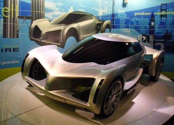 GMC Hy-Wire 2003 Concept Car