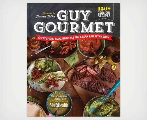 Guy Gourmet: Best Meals for a Lean & Healthy Body Book | Cool Material