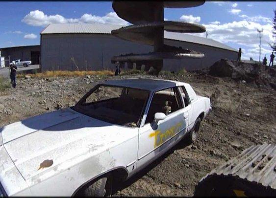 TR-150 Construction Drill vs. Oldsmobile