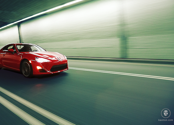 The 2013 Scion FR-S brings out your inner hero | Baxtton