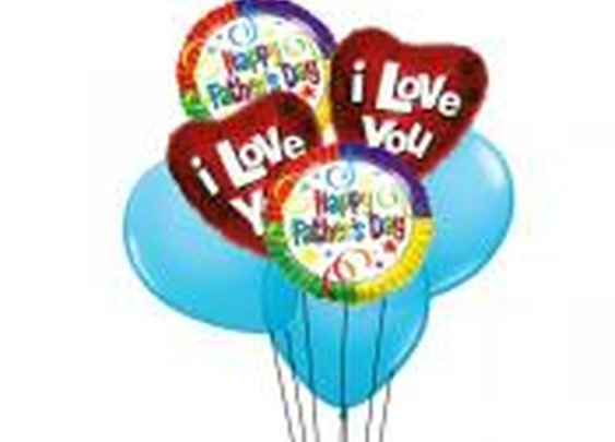 Fathers Day Balloons Delivery to USA