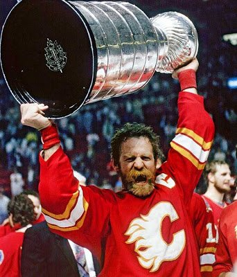 Greatest Stache In Hockey