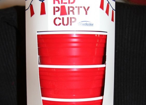 Insulated Red Solo Party Cups