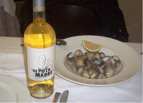 De Puta Madre Vino de Mesa (España)
