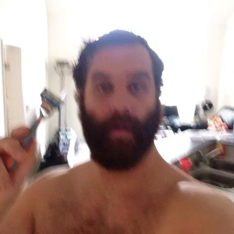 How to Shave Your Beard Like a Man