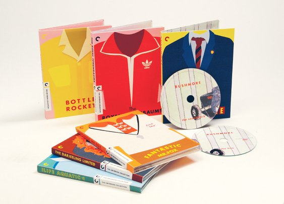 Wes Anderson Special Edition Boxset | That Should Be Mine