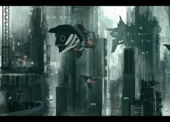 City Of Tomorrow by Sanskarans