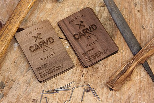 CARVD Business Cards | That Should Be Mine