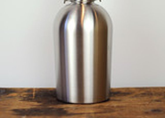 Stainless Steel Growler - Cool Material