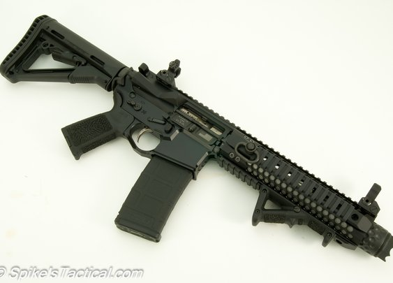 ST Compressor SBR - 5.56 (NFA) : Spikes Tactical