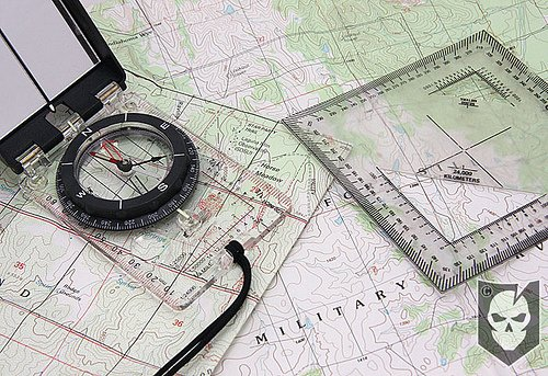 How to Read a Topographic Map   The Art of Manliness