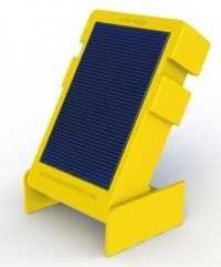 Solar Camping Light Tech - Wild Terrain