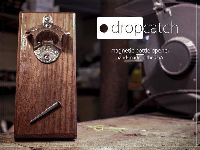 DropCatch – Magnetic Bottle Opener by Kent Frayn & Joe Walsh — Kickstarter