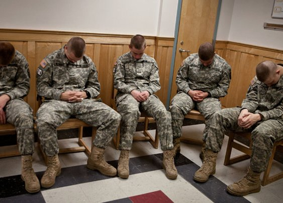 Transcendental Meditation May Help Stressed Vets - Businessweek