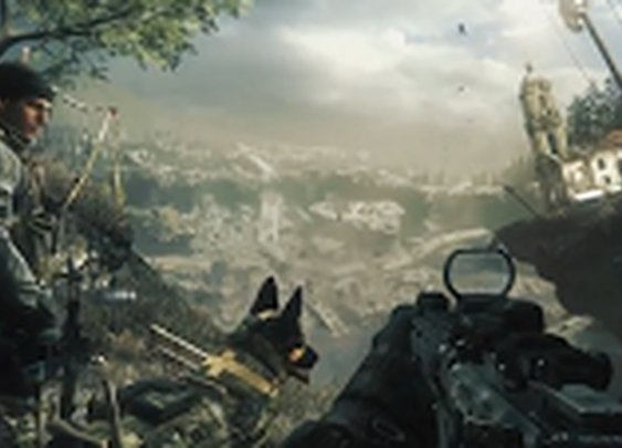 Call of Duty: Ghosts Gameplay