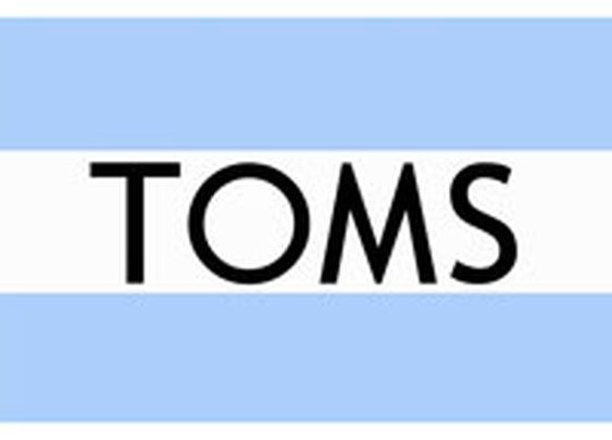 one for one! get TOMS Shoes for different occassions!