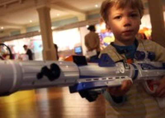 Really? California School Holds Toy Gun Buyback Exchange!