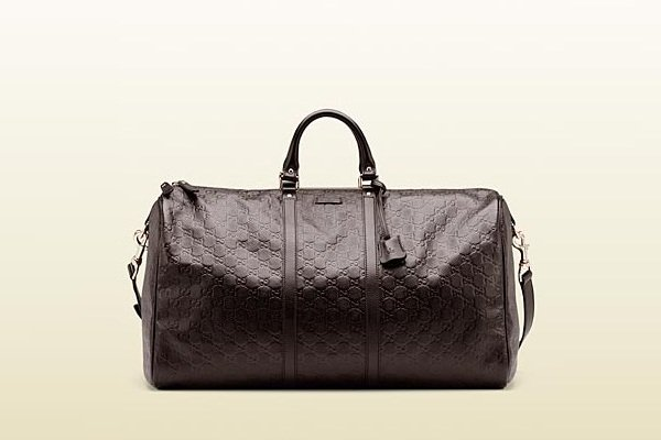 Travel In Style with Gucci Travel Bag! | Baxtton