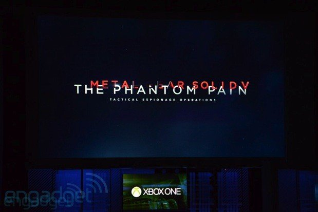 Metal Gear Solid V: The Phantom Pain coming exclusively to Xbox One