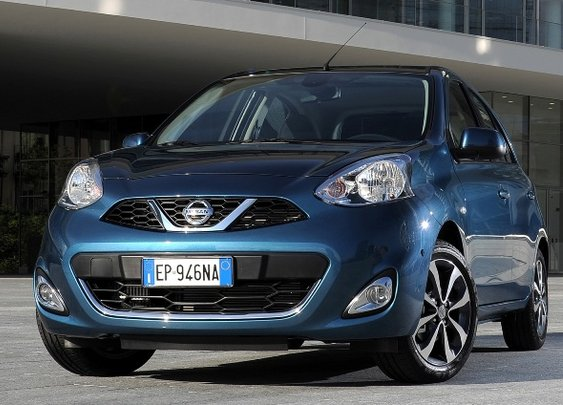 2014 New Nissan Micra Facelifted    NSTAutomotive