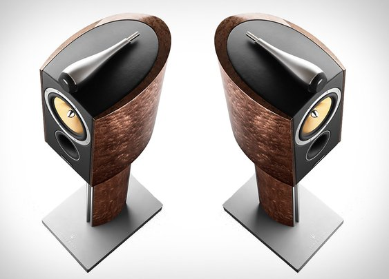 Bowers & Wilkins 805 Maserati Edition Speakers | Uncrate