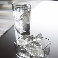 Cold Fish Ice Cube Tray