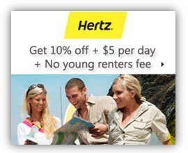 Thinking of a summer roadtrip? get discount on car rental!