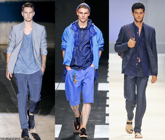 Men's Spring Summer 2012 Fashion Trend Style Guide