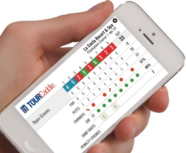 TourCaddie - The Most Advanced Golf GPS and Scorecard App For Free