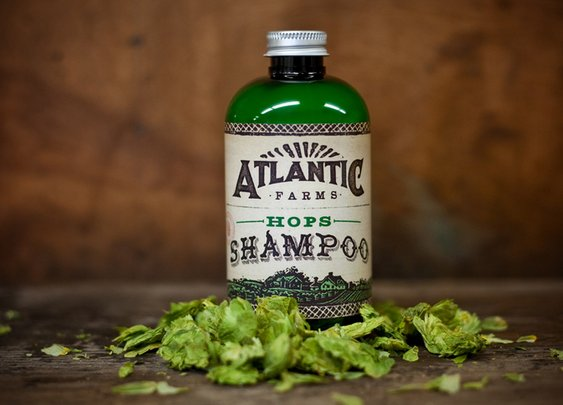 Atlantic Farms Hops Shampoo | Uncrate