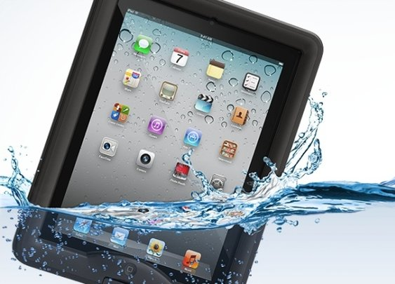 Lifeproof nüüd, an iPad Case for Extreme Weather Conditions | Baxtton