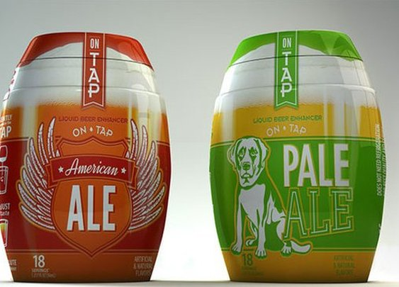Not a joke: turn cheapo domestic beer into a hopped-up craft brew in one... drop?  | Food Republic