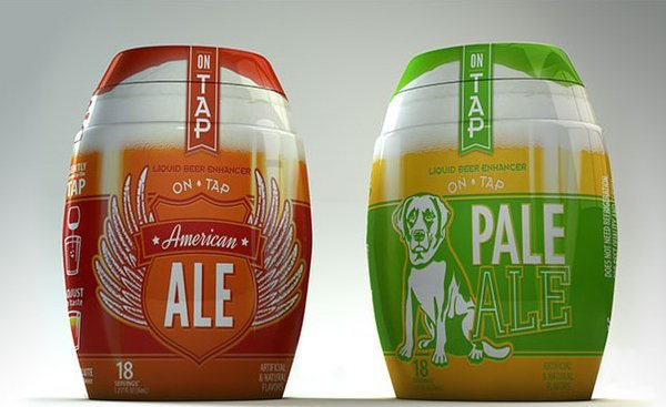 Not a joke: turn cheapo domestic beer into a hopped-up craft brew in one... drop?    Food Republic