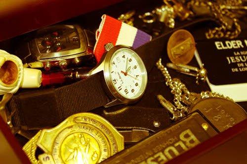 A Timeless Tradition: A Man's Treasure Box