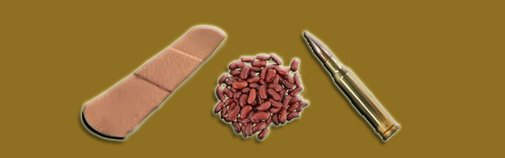 Beans, Bullets and Bandaids, What is it?