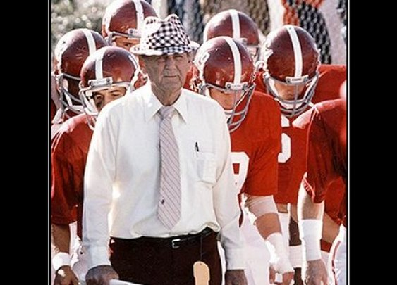 Bear Bryant Quotes | The Art of Manliness