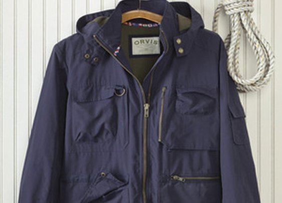Orvis Ultimate Carry-All Jacket
