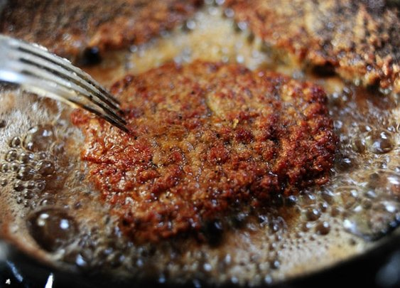 Perfect Pan Fry