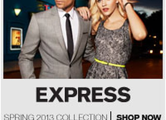 Stay stylish! Be a trendsetter with the latest in men's clothing from Express!