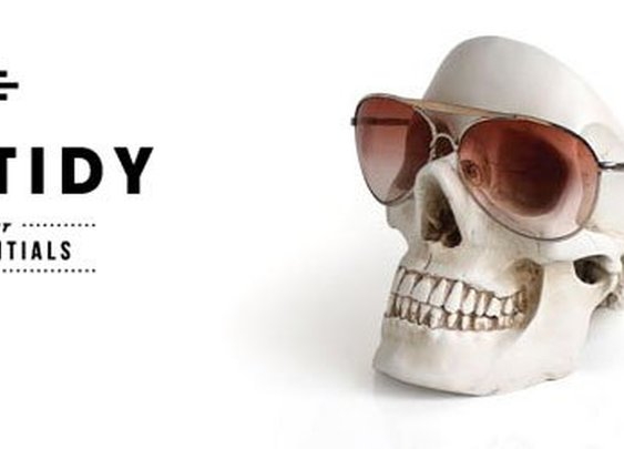 Skull Tidy : An organiser for your essentials