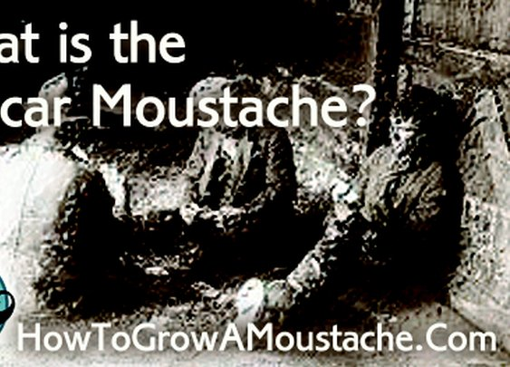 What is the Boxcar Moustache? | How to Grow a Moustache