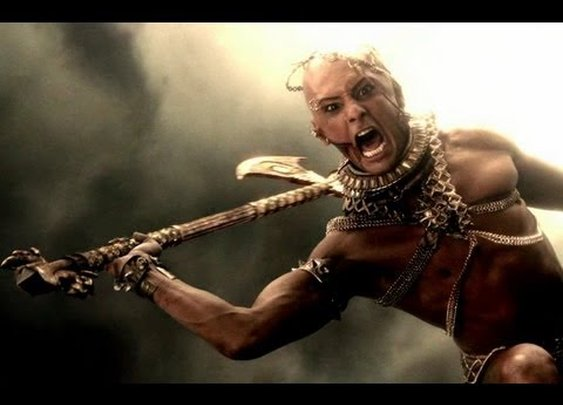 300: Rise of an Empire - Official Trailer (HD) YouTube