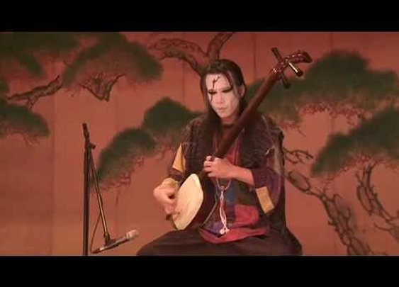 Tsugaru Shamisen - YouTube