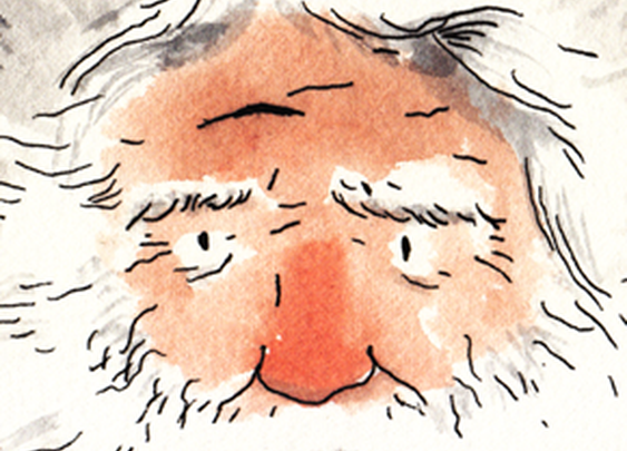 Three Beards : The New Yorker