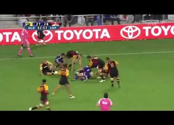 The most action-packed 3 minutes of Rugby I've ever seen