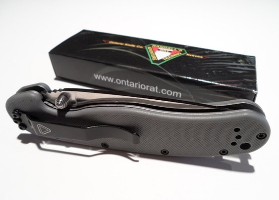 Product Give Away: Ontario RAT-1 Folder | Loaded Pocketz