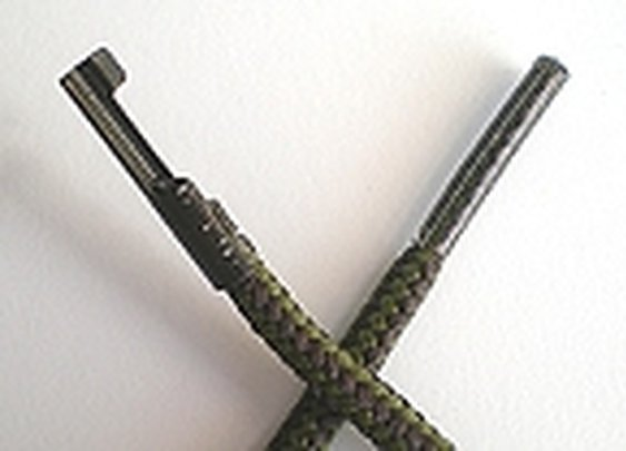 Bootlace Cuff Key
