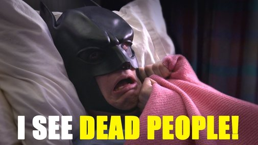 Batman in Classic Movie Scenes Part 2 - YouTube