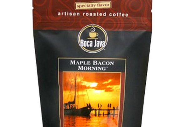 Maple Bacon Morning Coffee