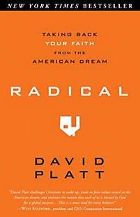 Radical: Taking Back Your Faith From the American Dream -- David Platt